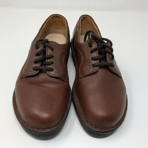 Supremes by Soft Spots sz 7 brown Oxfords Lace Up